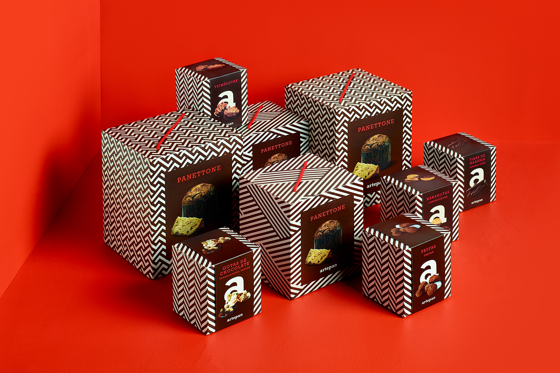 Artepan Packaging by Línea Recta - Creative Work