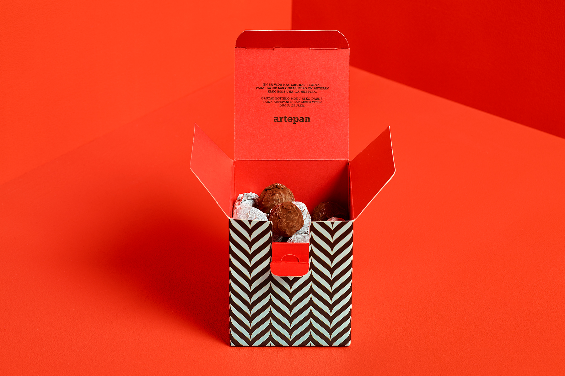 Artepan Packaging by Línea Recta - Creative Work - $i