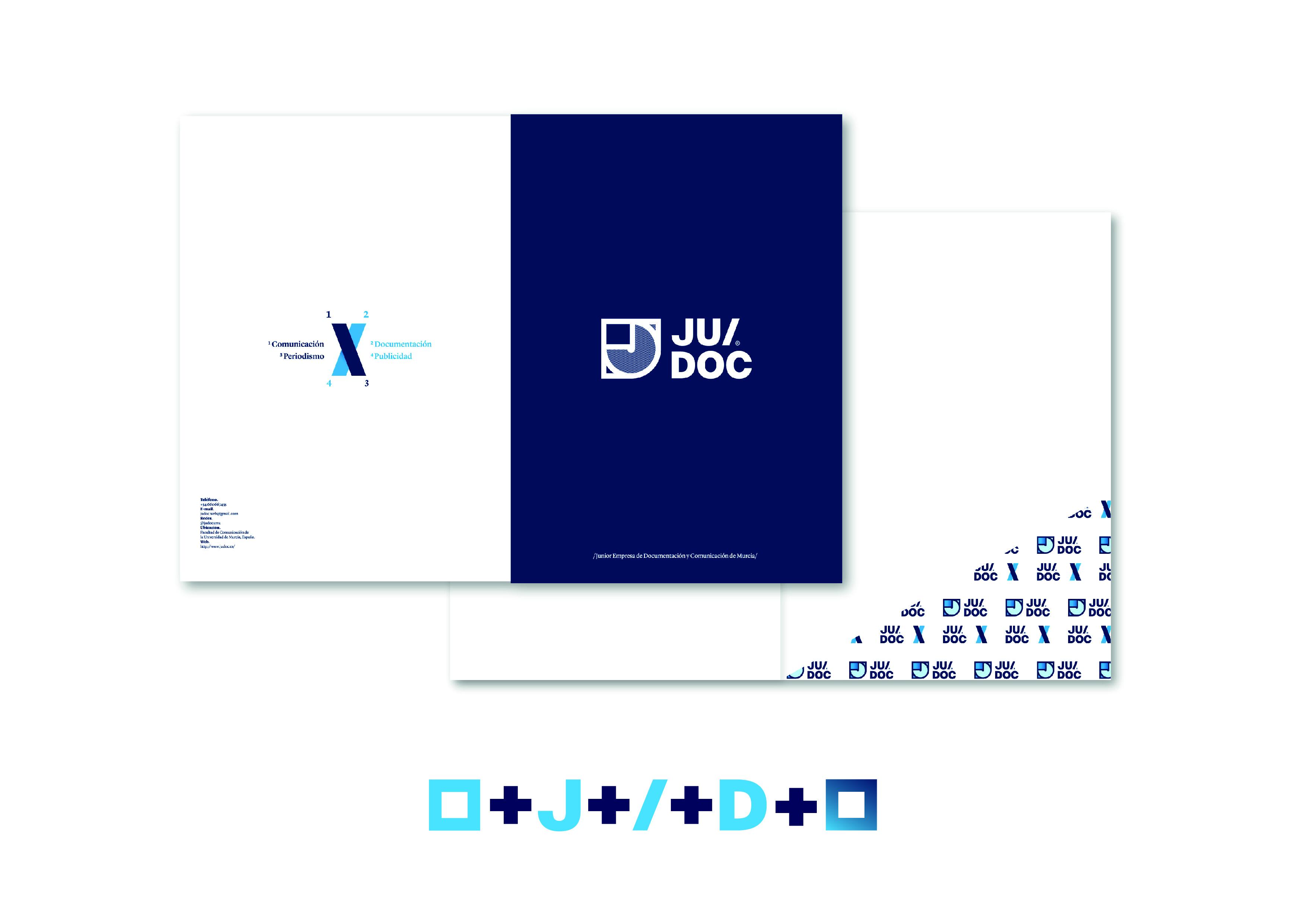 Judoc Brand Identity by Ángel Aldavero - Creative Work - $i
