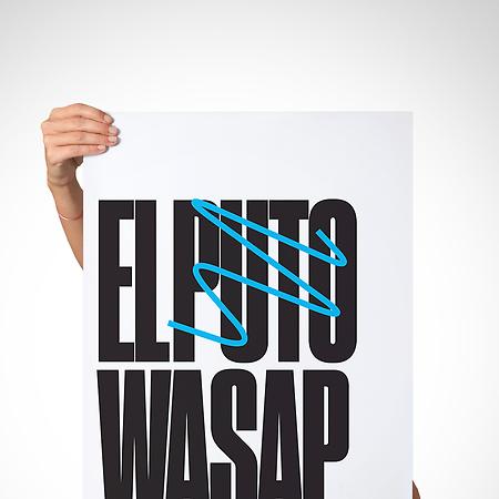 El (puto) wasap