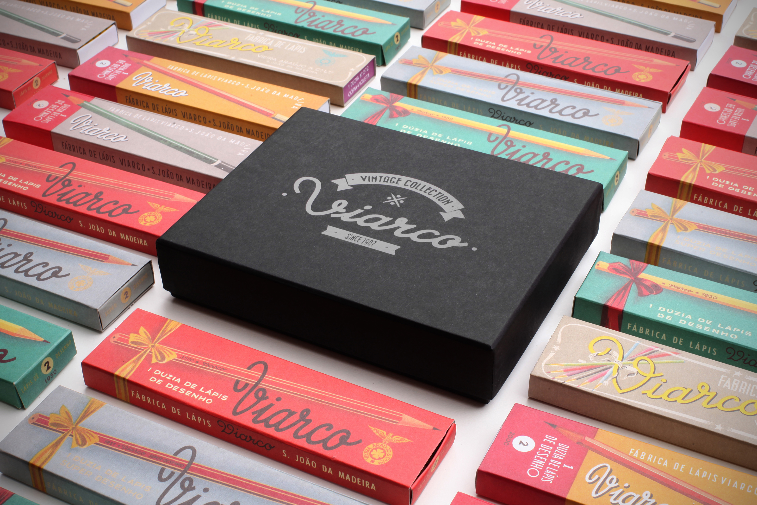 Viarco Vintage Collection by Paulo Marcelo - Creative Work - $i