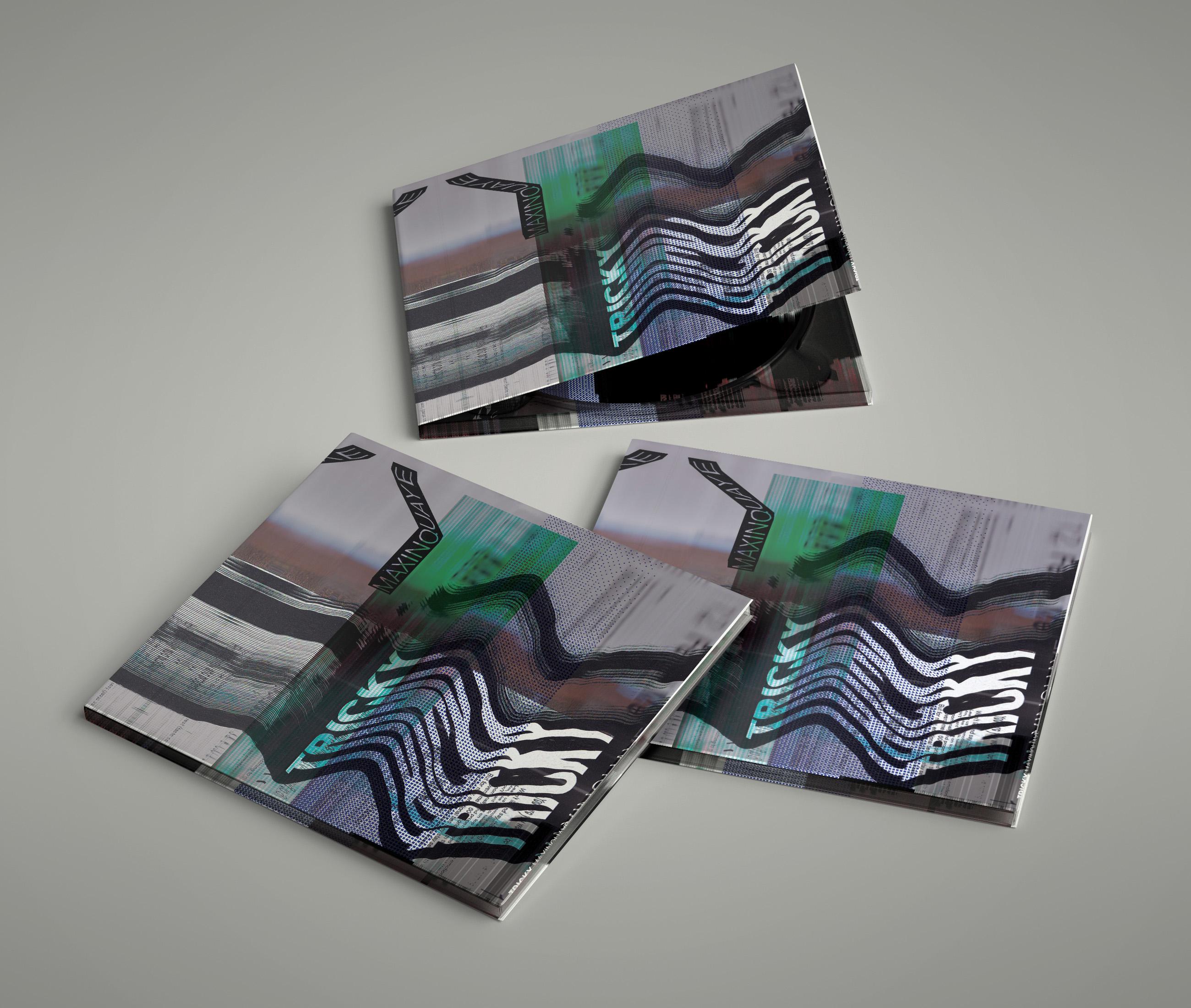 Tricky-Maxinquaye///Album Cover by Andrei Alecsandru Pantea - Creative Work - $i