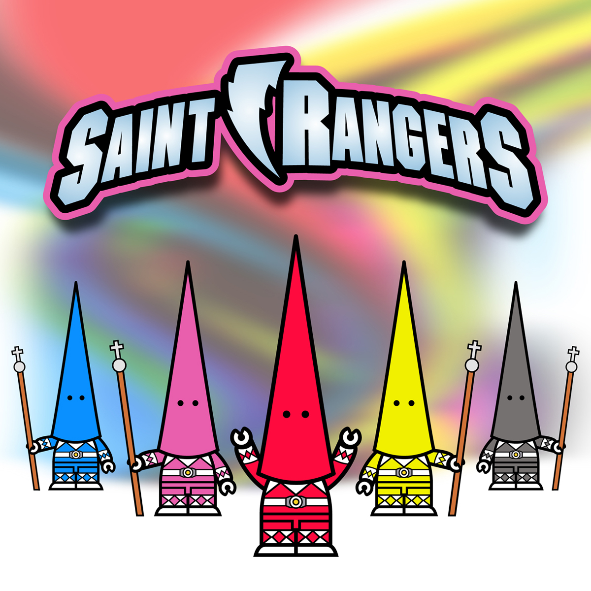 Saint Rangers by Renato Seixas - Creative Work