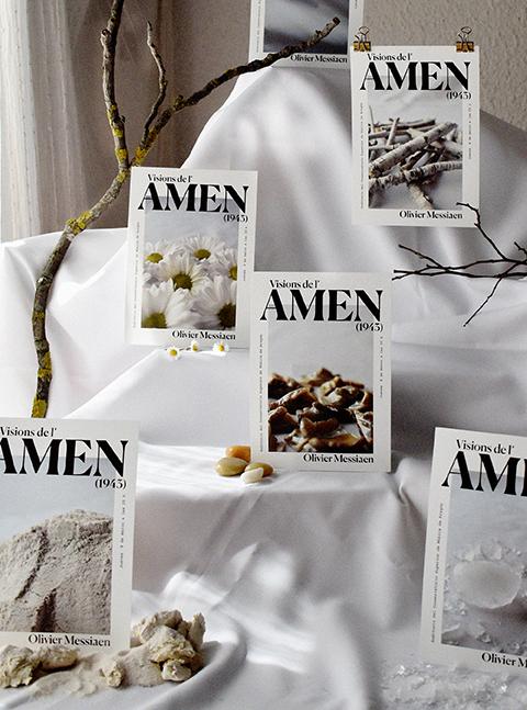 Visions de l'Amen by Alba Font Villar - Creative Work