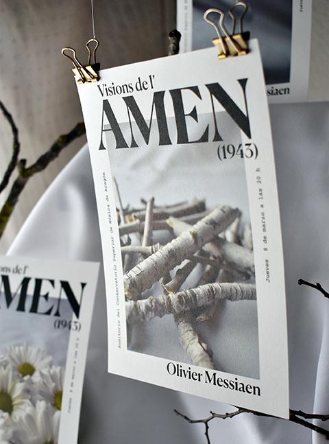Visions de l'Amen by Alba Font Villar - Creative Work - $i