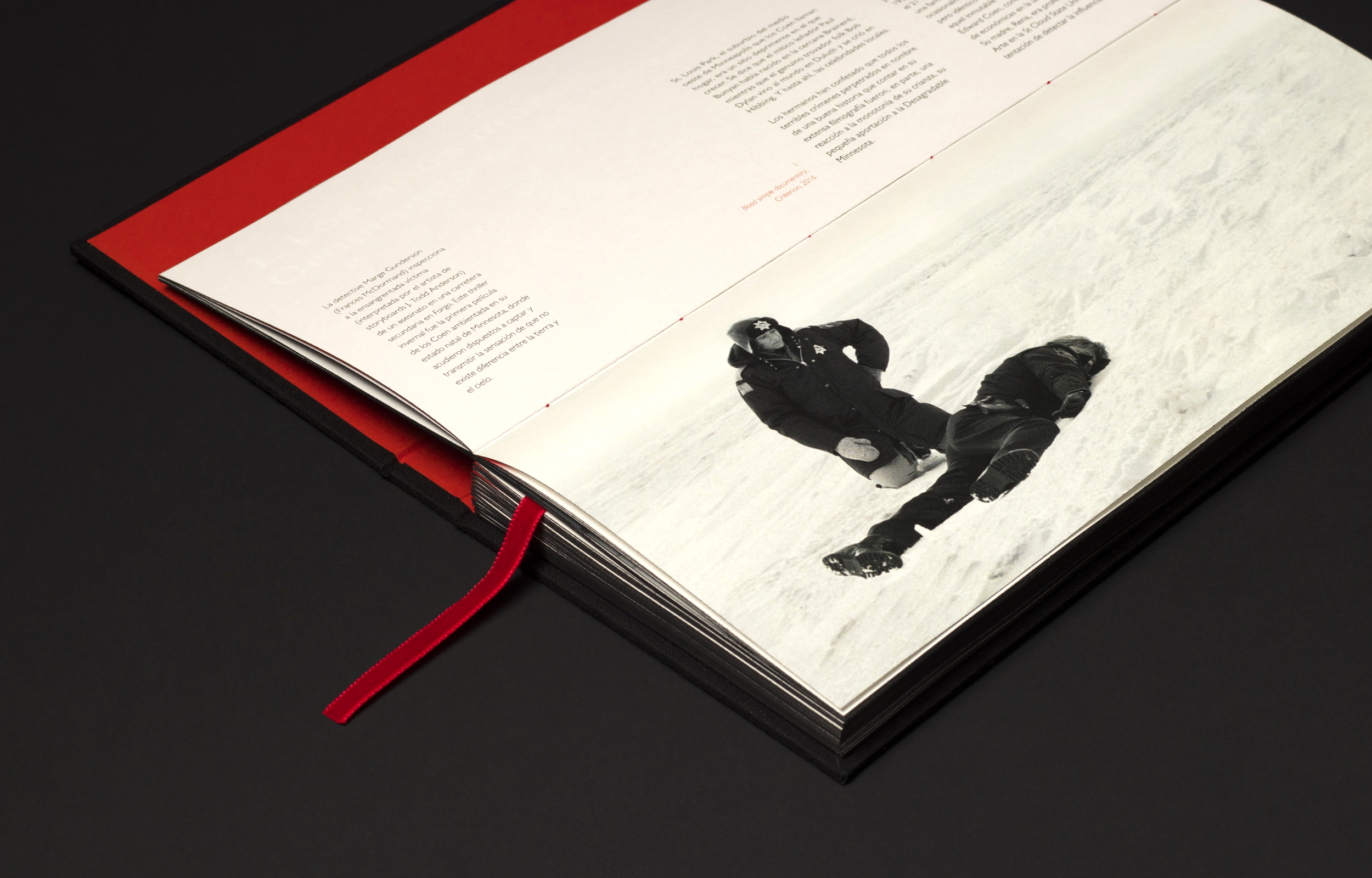 The Coen Brothers' book reedition by Laura Garcia Mut - Creative Work - $i