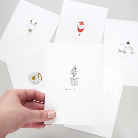 write a postcard !