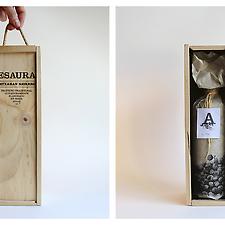Diseño del packaging para Esaura …