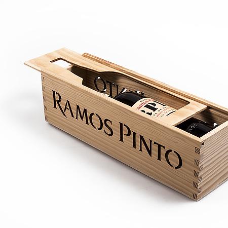 Laser Wood Box
