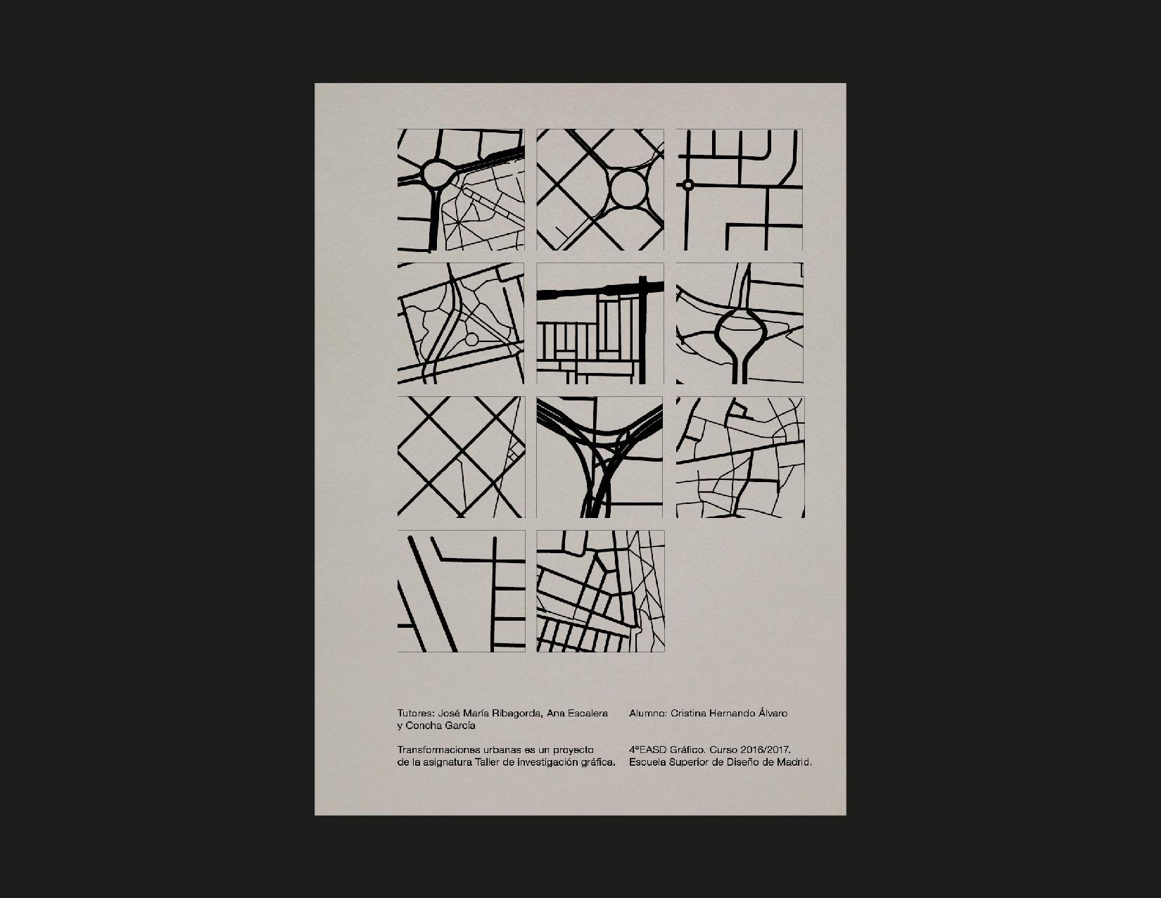 Transformaciones urbanas by Cristina Hernando - Creative Work - $i