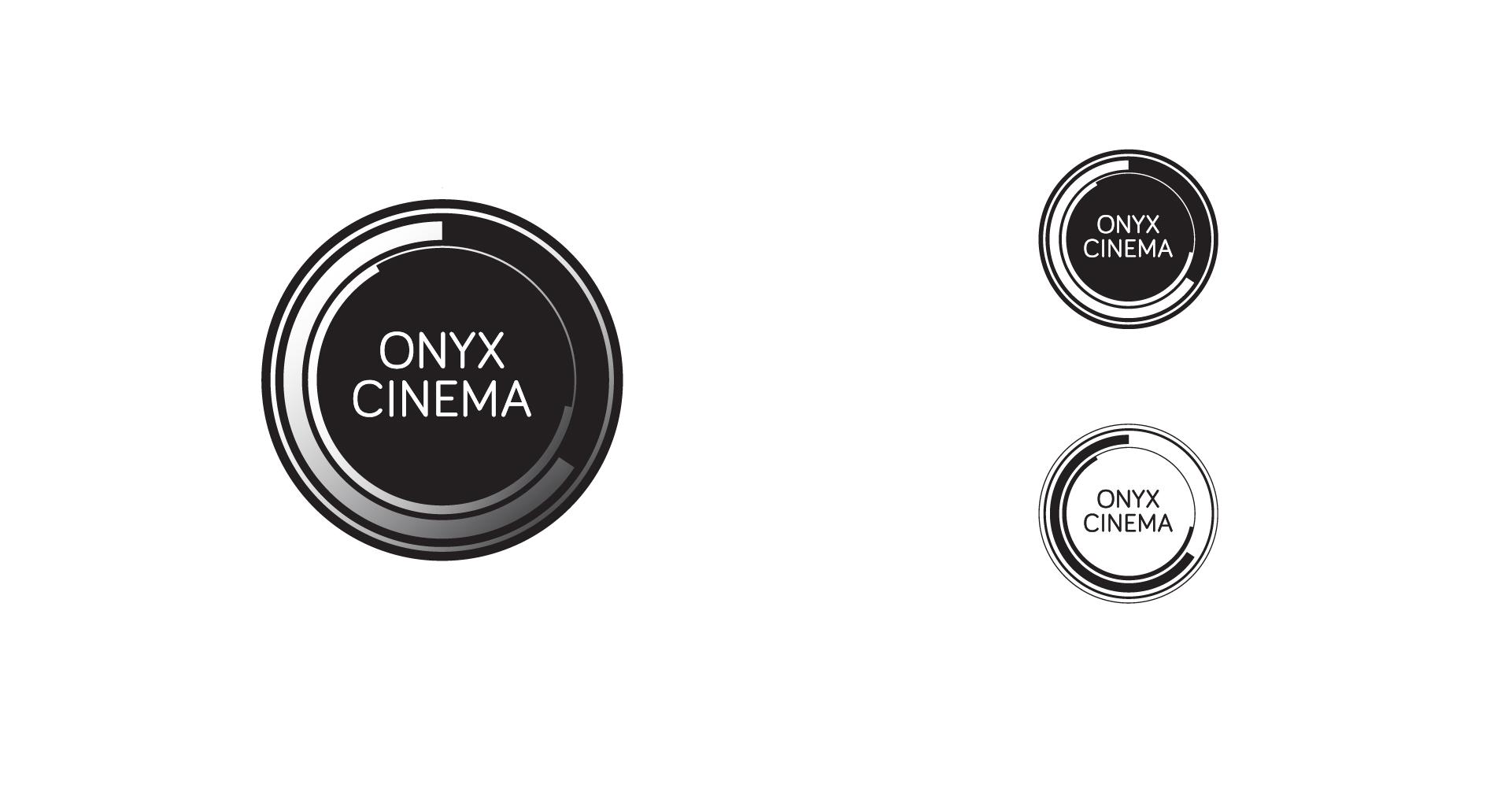 Onyx Cinema Rebrand by Joy Tsai - Creative Work