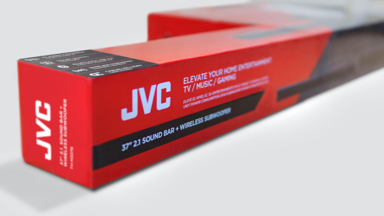 Setting the Bar in Premium Audio- JVC Packaging Design by Joy Tsai - Creative Work - $i