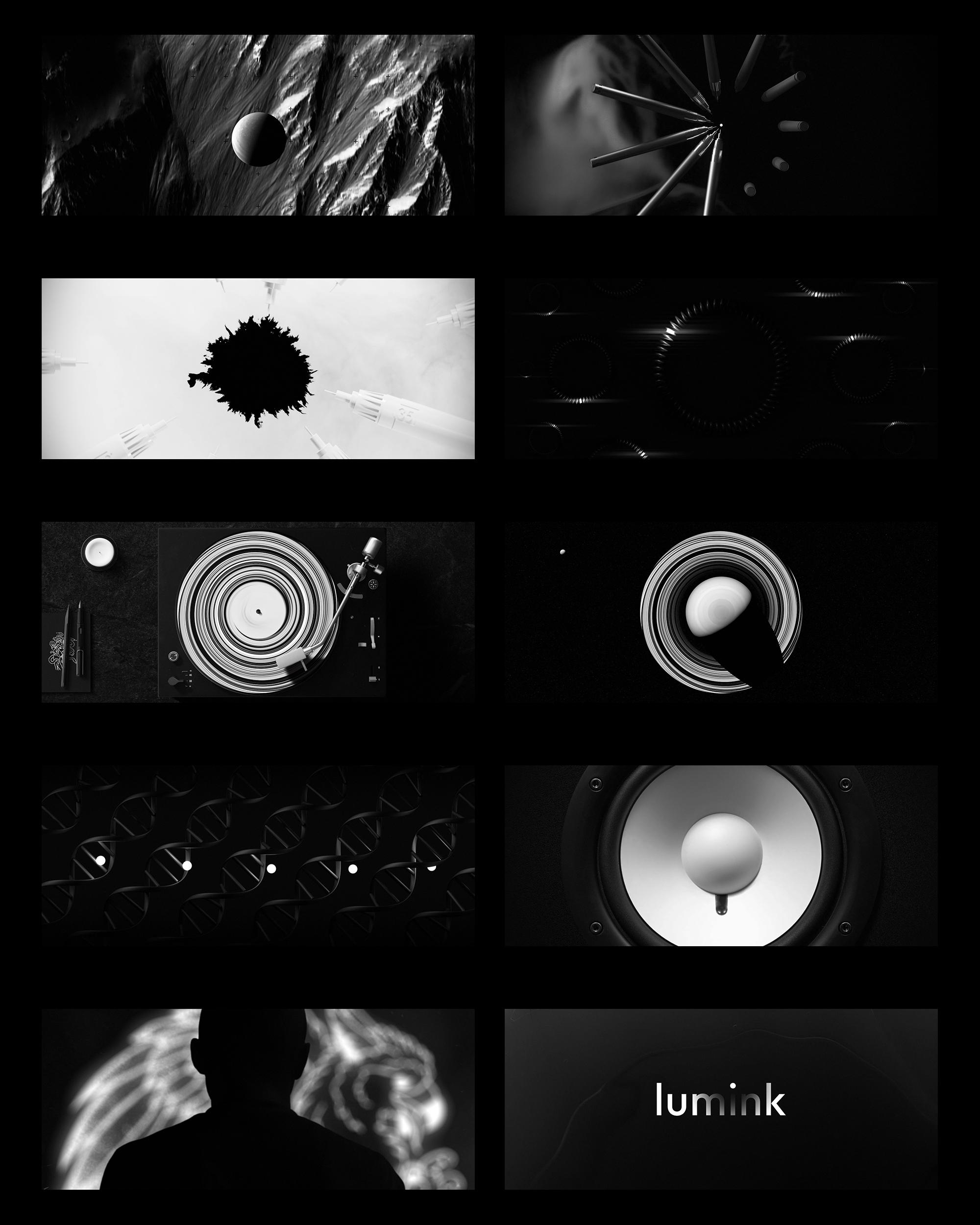 Lumink by Robert Bazaev - Creative Work - $i