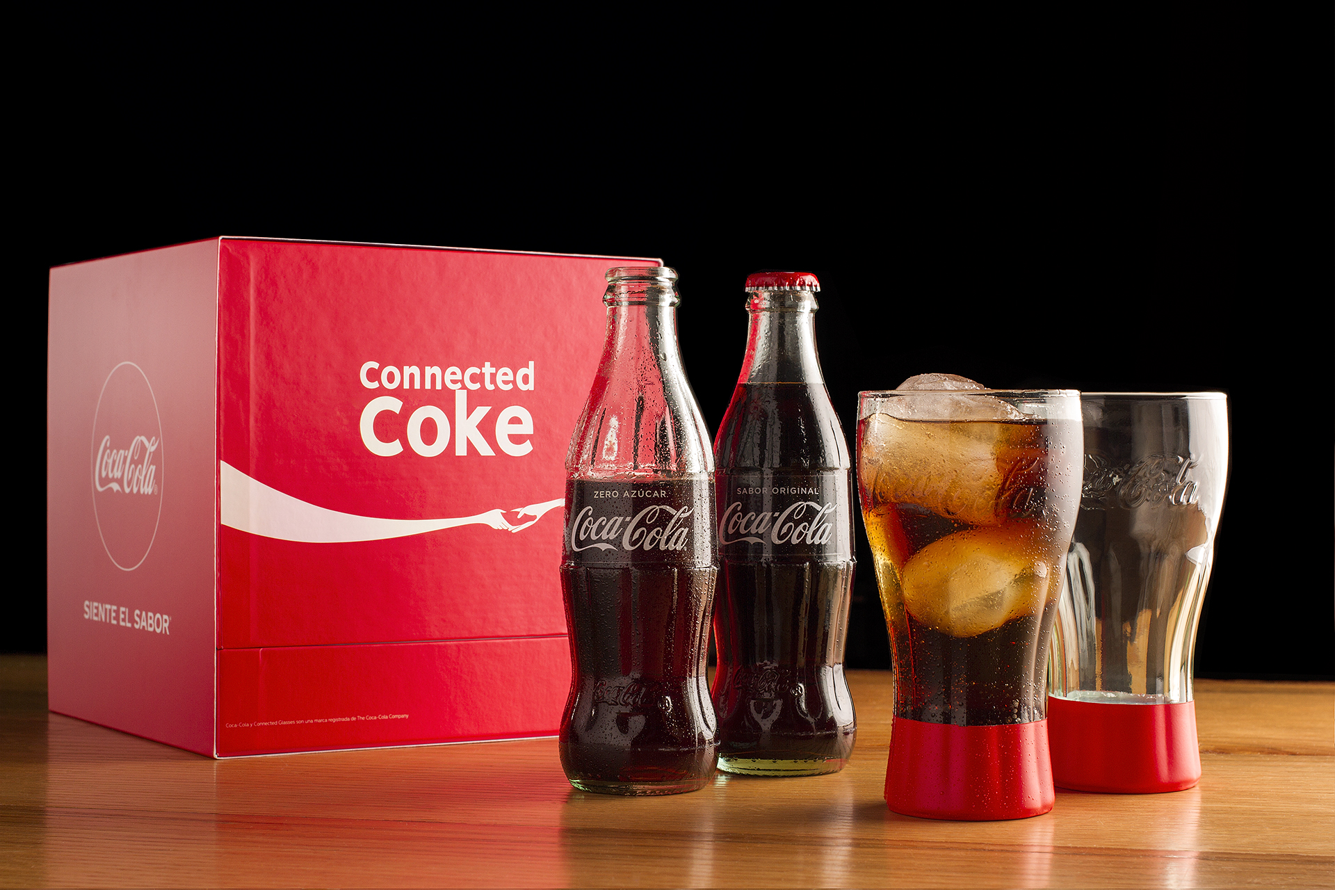 Connected Coke by Andtonic - Creative Work
