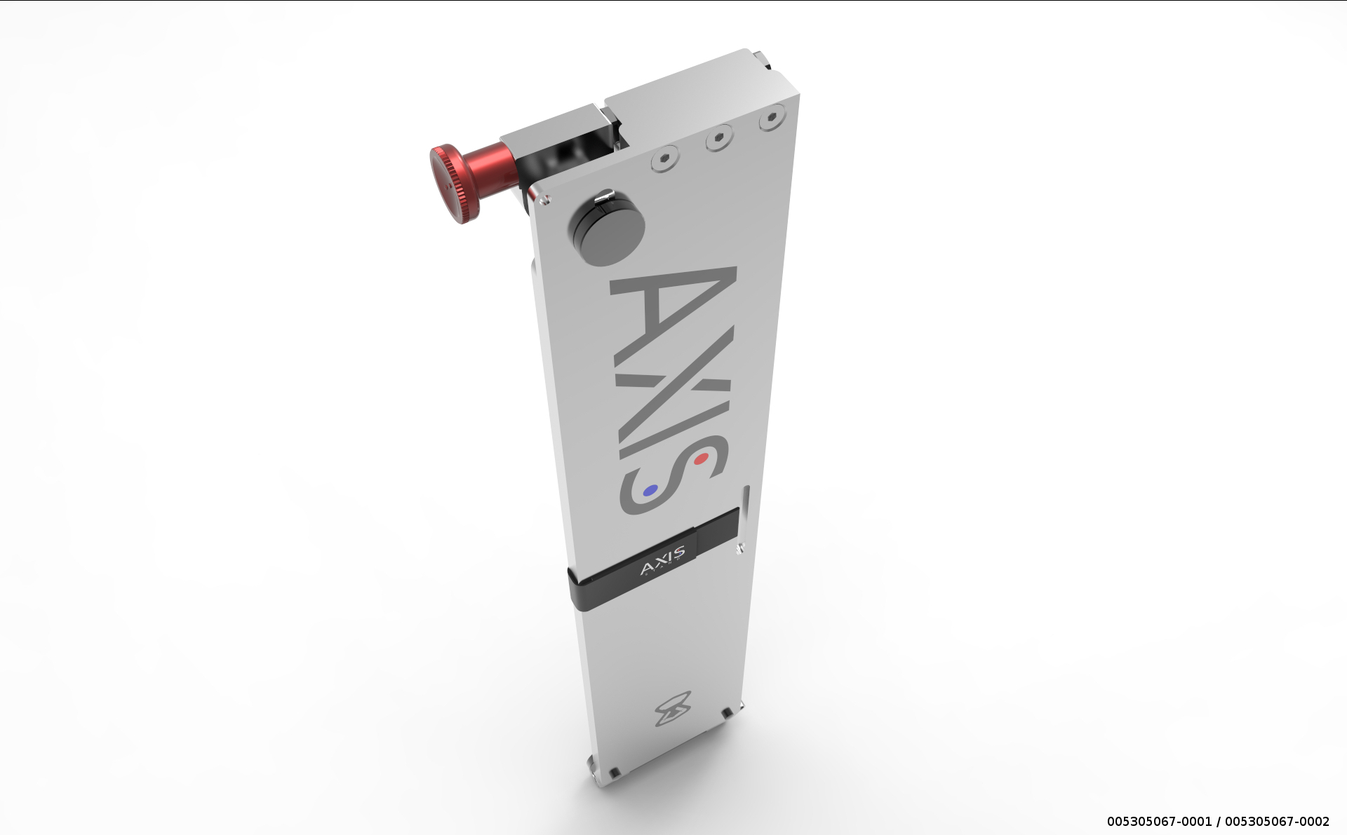 Axis Stand by Juan José de Hoyos Vasco - Creative Work - $i
