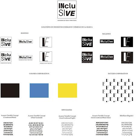 INCLUSIVE: Proyecto de Branding para una marca de ropa