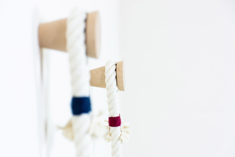 Hanger Rope by Pepe Sanmartín - Creative Work