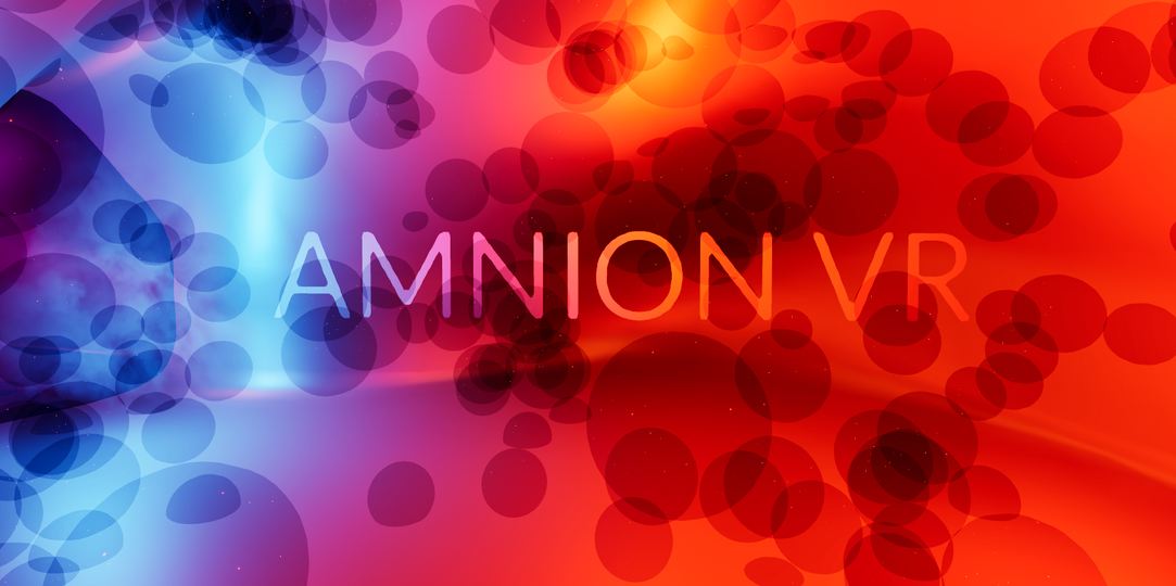 Amnion VR by Mekan.Space - Creative Work