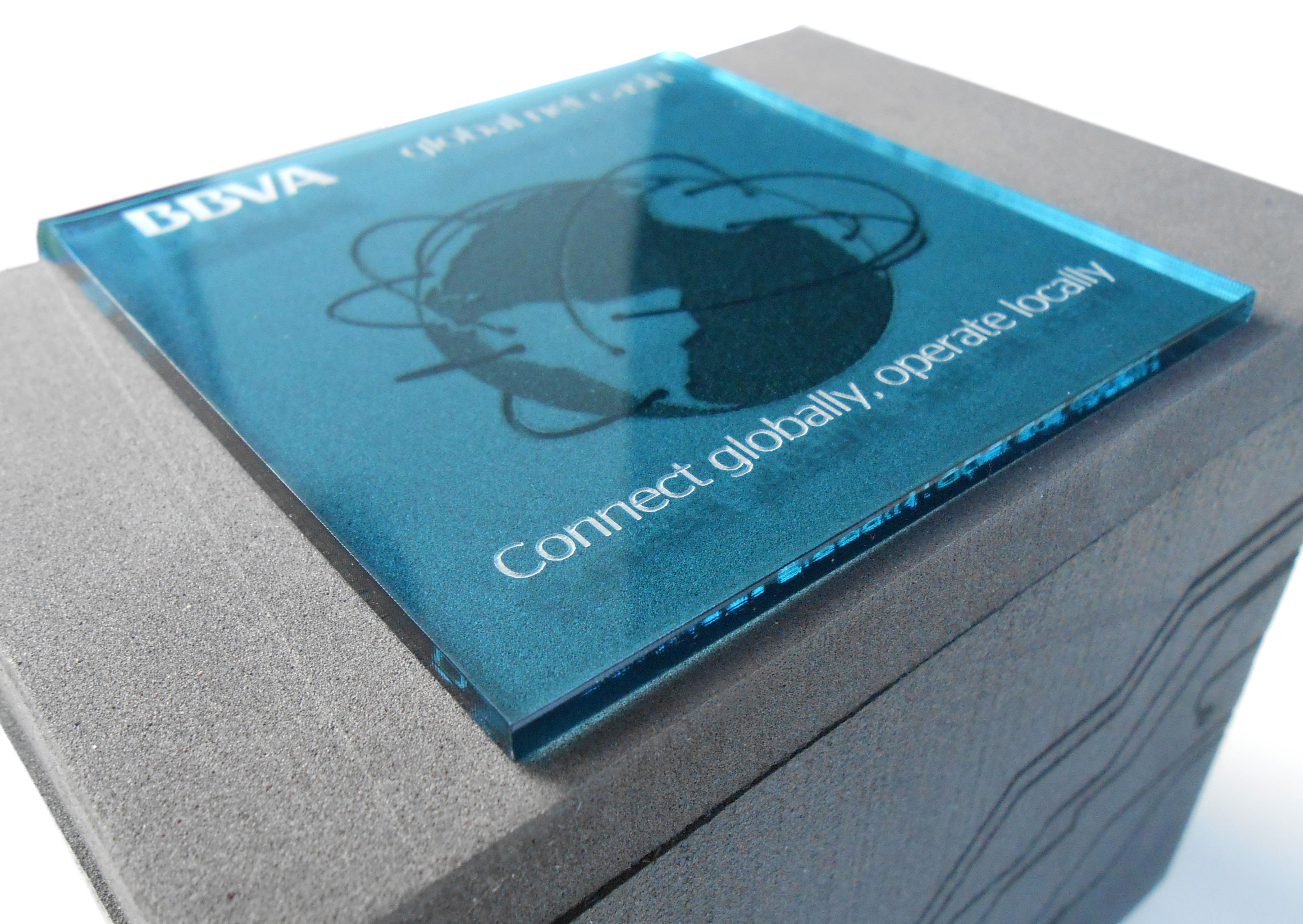 Packaging BBVA Global Net cash by aktuart - Mikel Rico - Creative Work