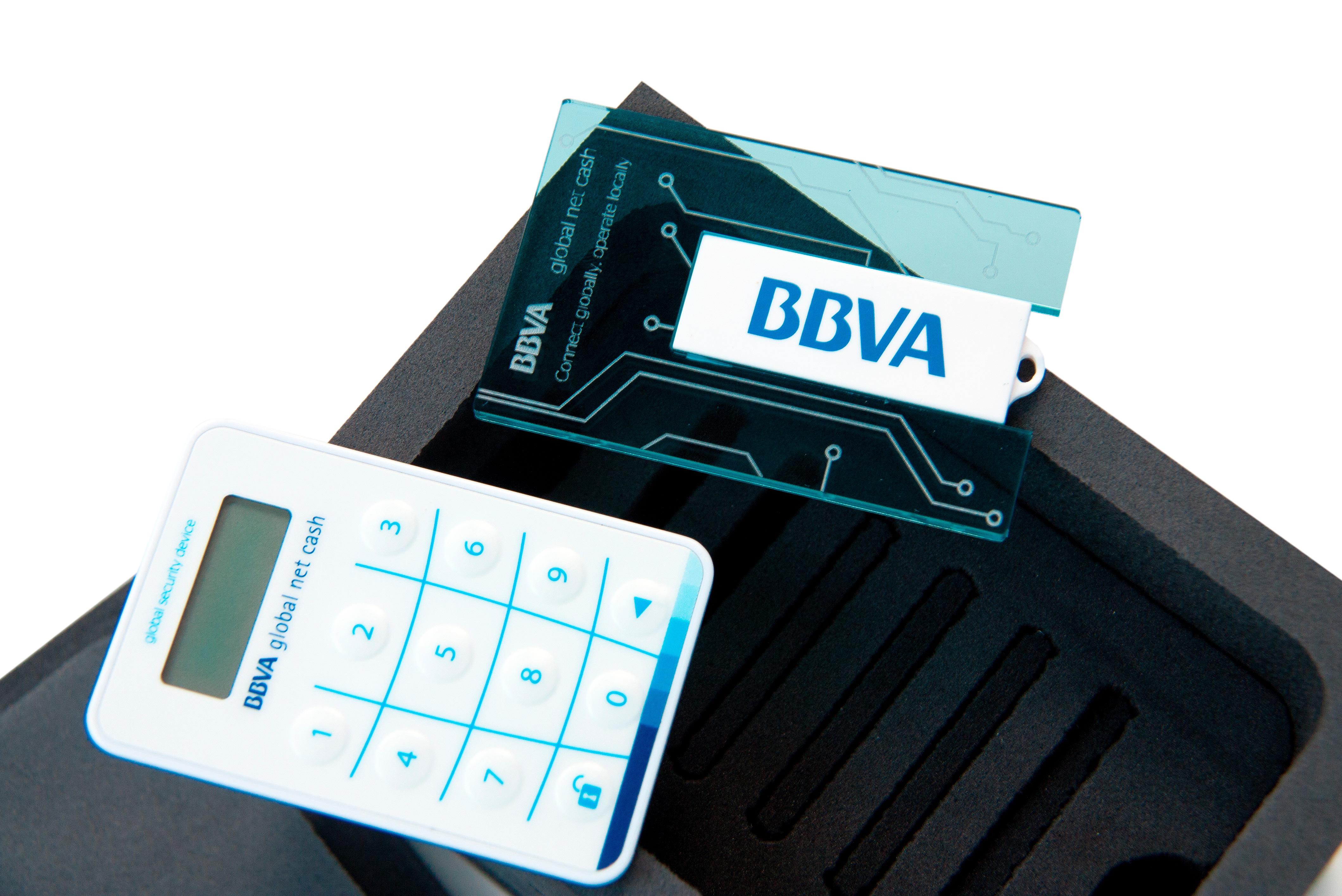Packaging BBVA Global Net cash by aktuart - Mikel Rico - Creative Work - $i
