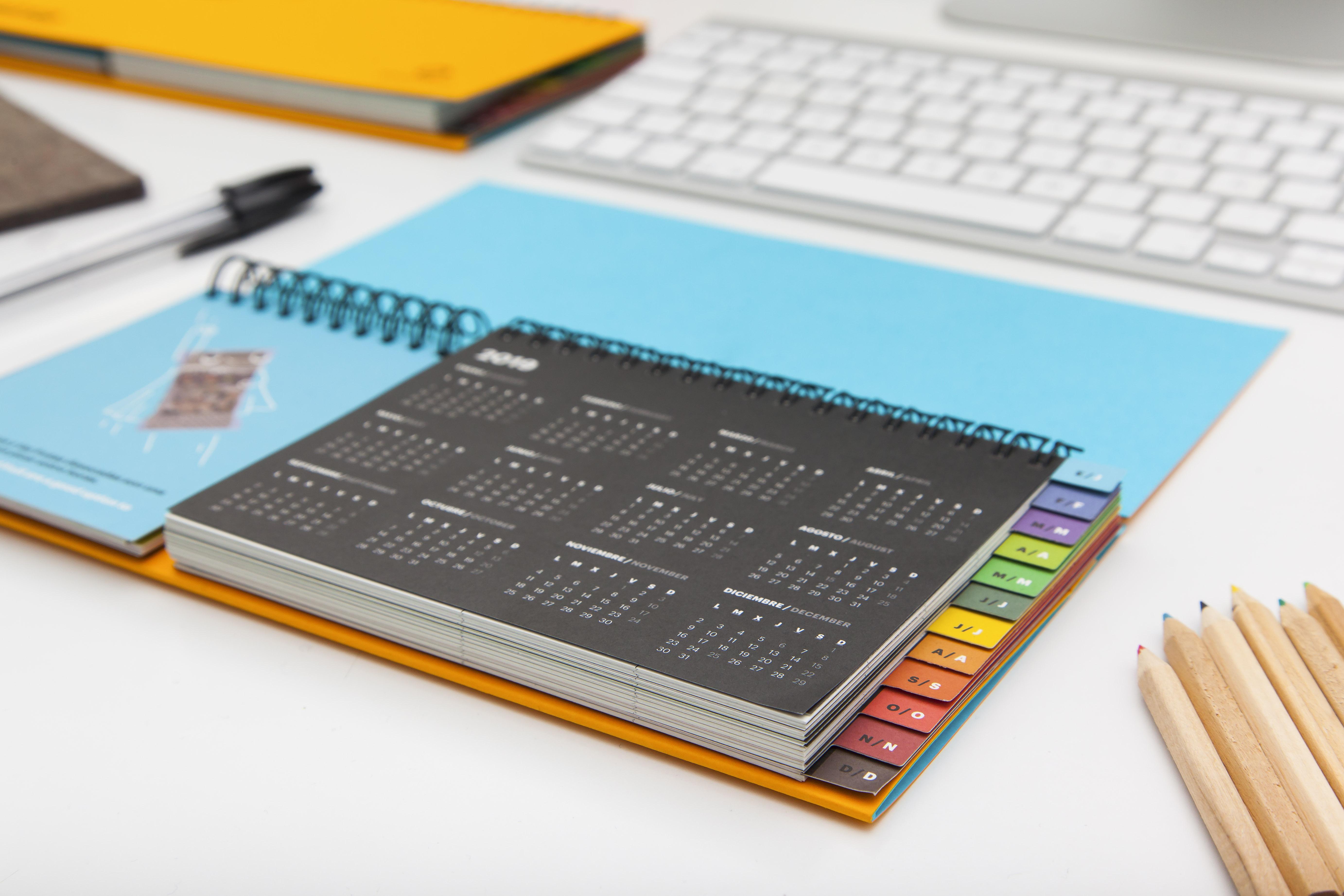 Calendario Importaco by Nueve - Creative Work - $i