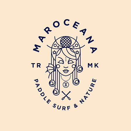MAROCEANA logo