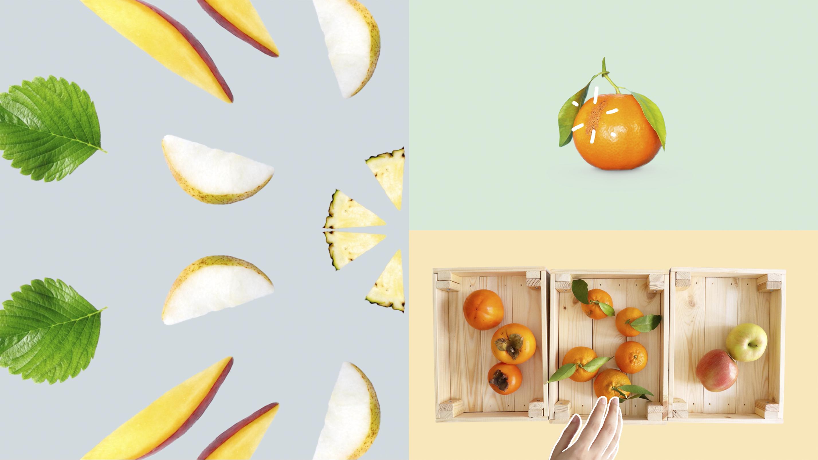 La fruita és fruita by Laura Garcia Mut - Creative Work - $i
