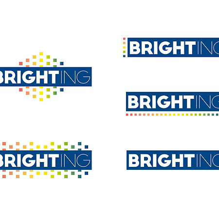 Logotipo Brighting