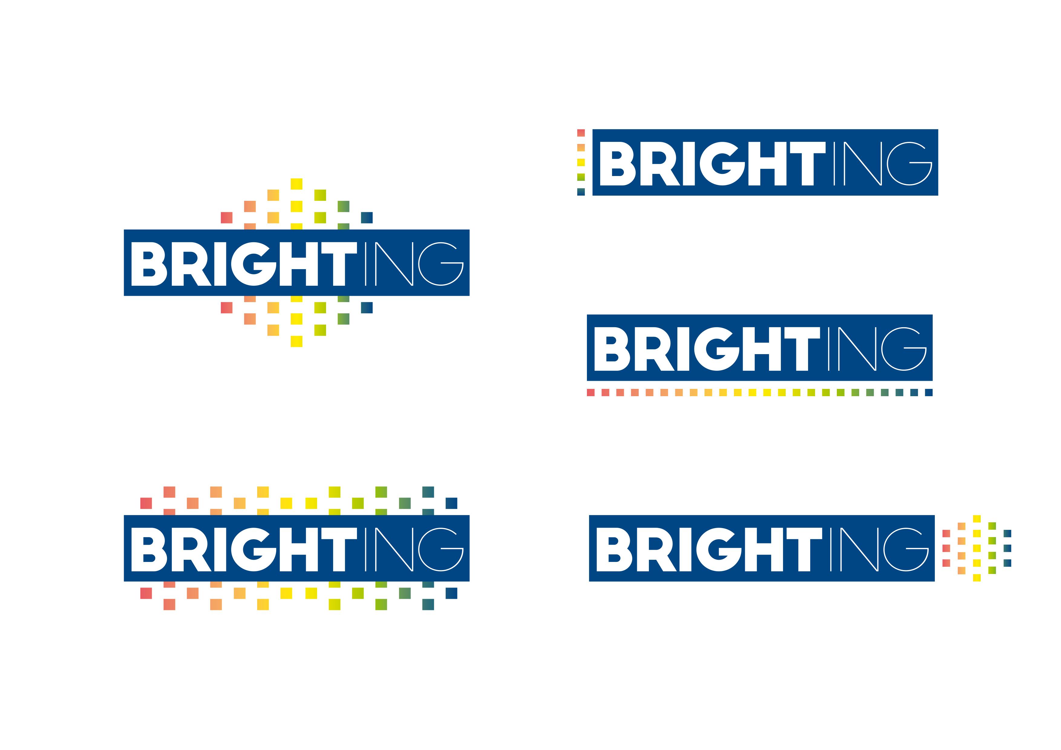 Logotipo Brighting by Luis Miguel Munilla - Creative Work