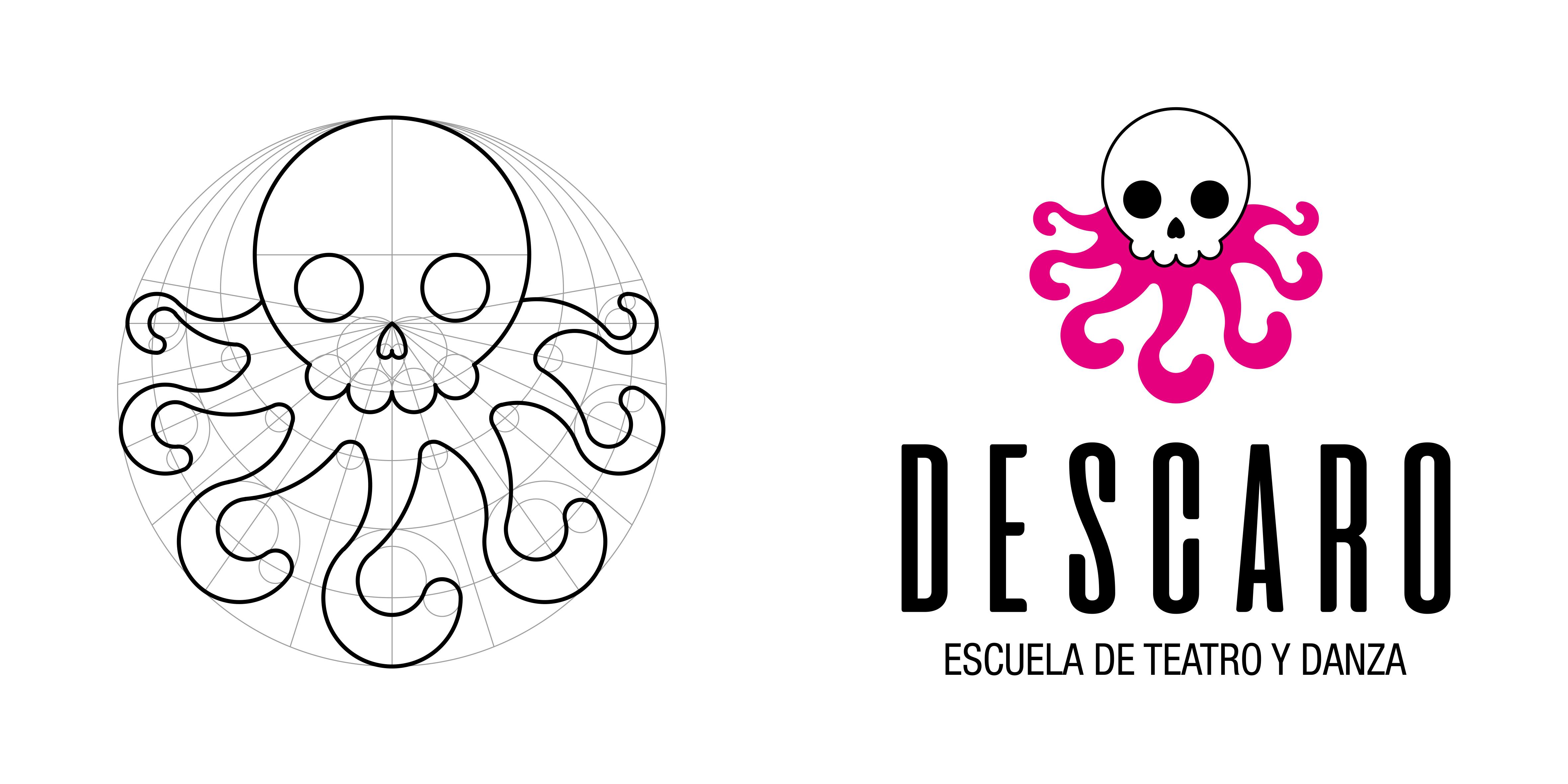 Descaro. Escuela de Teatro y Danza by Daniel Martín Carrascosa - Creative Work