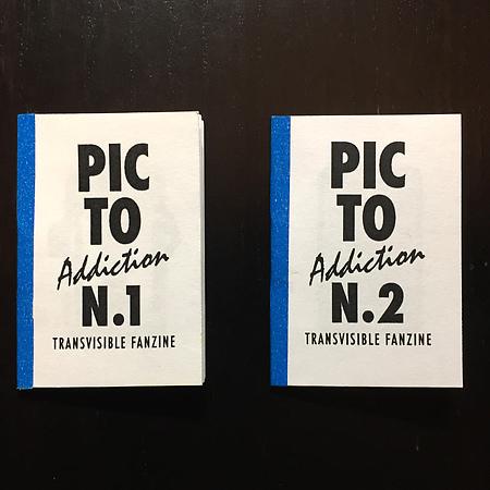 Picto Addiction / Transvisible fanzine