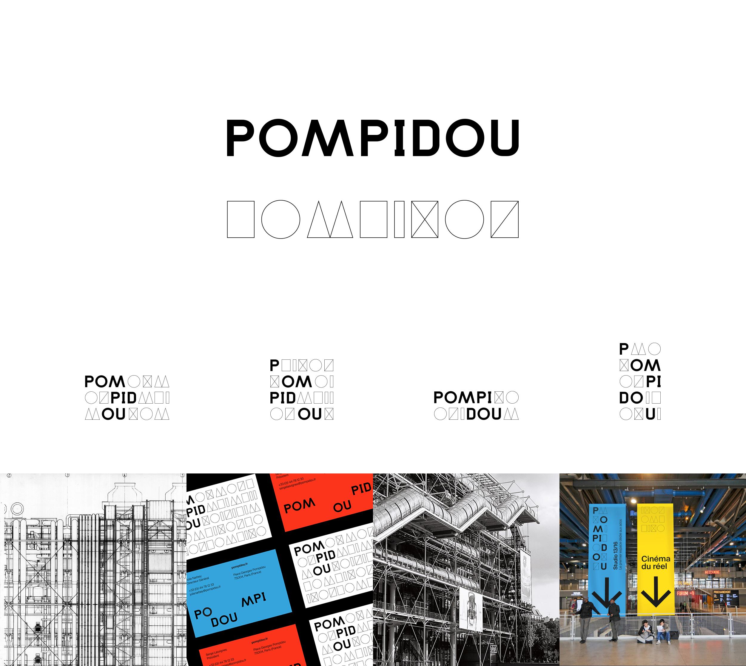 Pompidou by Laura Garcia Mut - Creative Work - $i