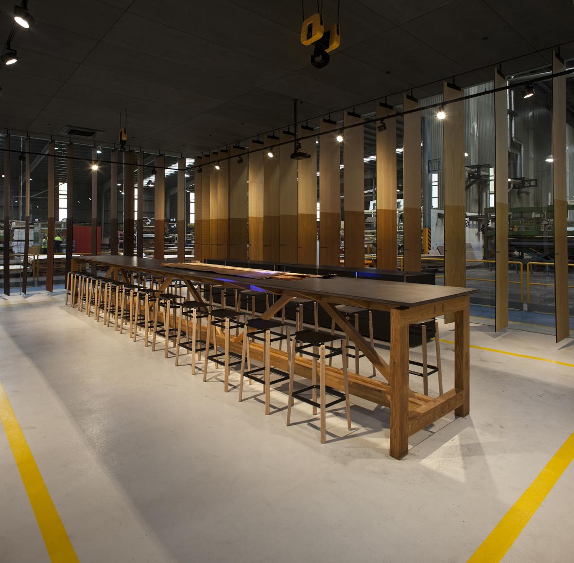 Natur Hall - Espacio expositivo FINSA by Cenlitrosmetrocadrado - Creative Work - $i