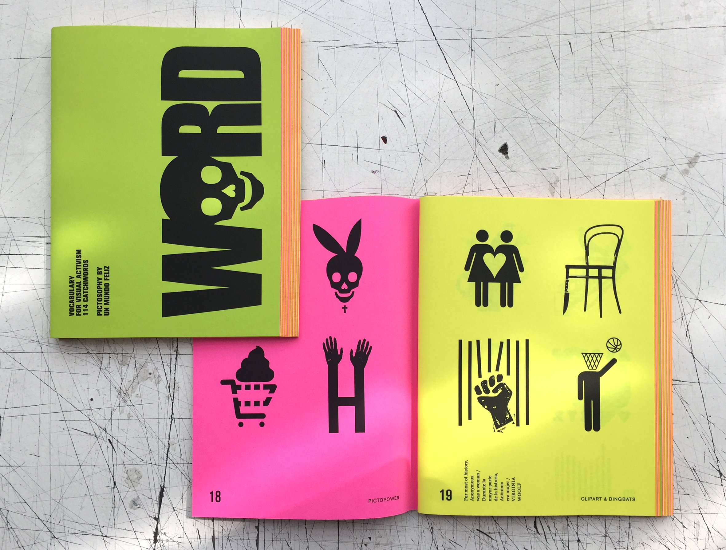 Pictosophy (Picto / Word) by Un Mundo Feliz - Creative Work - $i