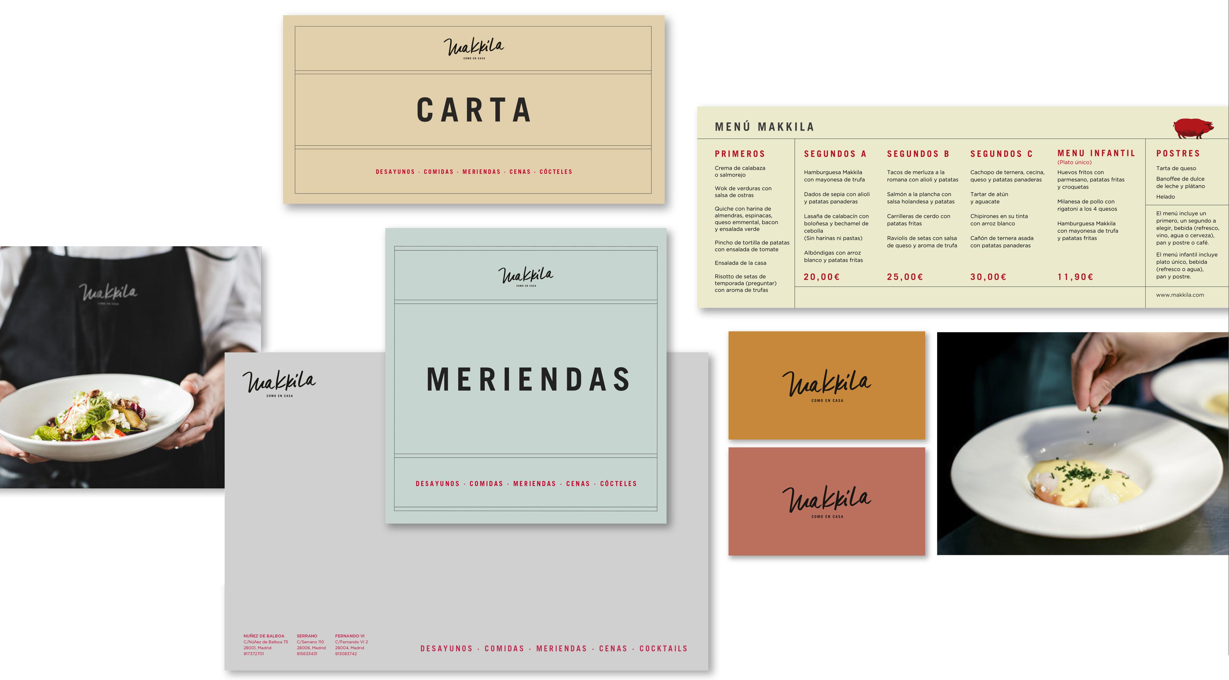 Makkila & Makkila Foods by Creatique - Creative Work