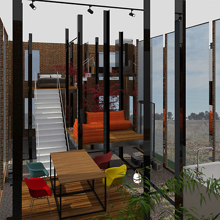 posthumanist housing