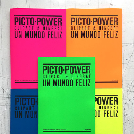 Picto-Power / Pictopia clip-art & dingbat collection 2002—2018