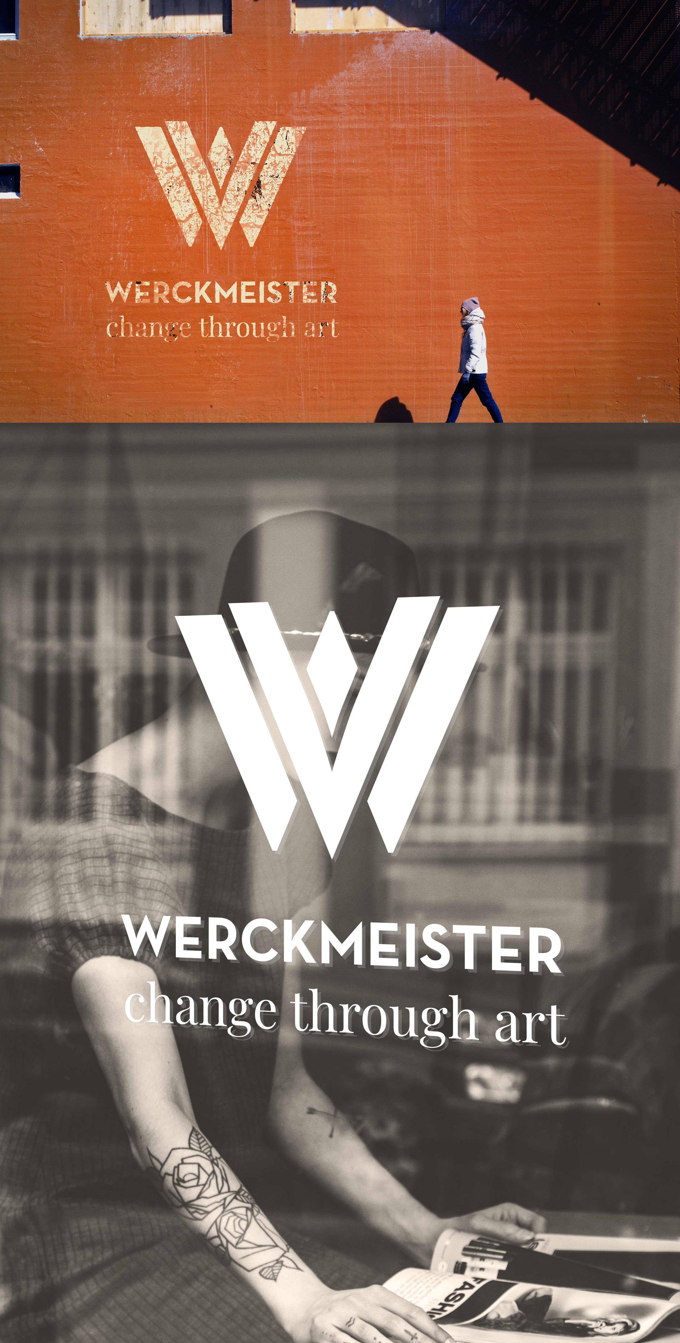 MARCA ARTISTA - VERÓNICA WERCKMEISTER by Sormen Komunikazioa, S.L. - Creative Work - $i