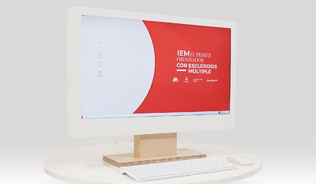 El primer ordenador con esclerosis múltiple by LLYC - Creative Work