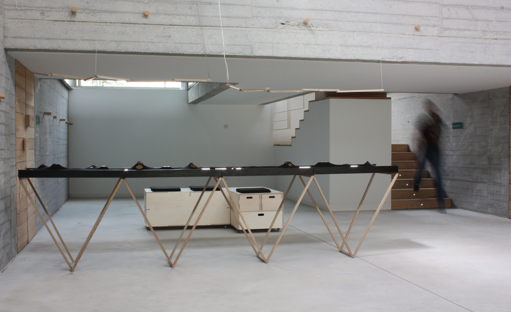 Silvereira - stand by cenlitrosmetrocadrado - Creative Work