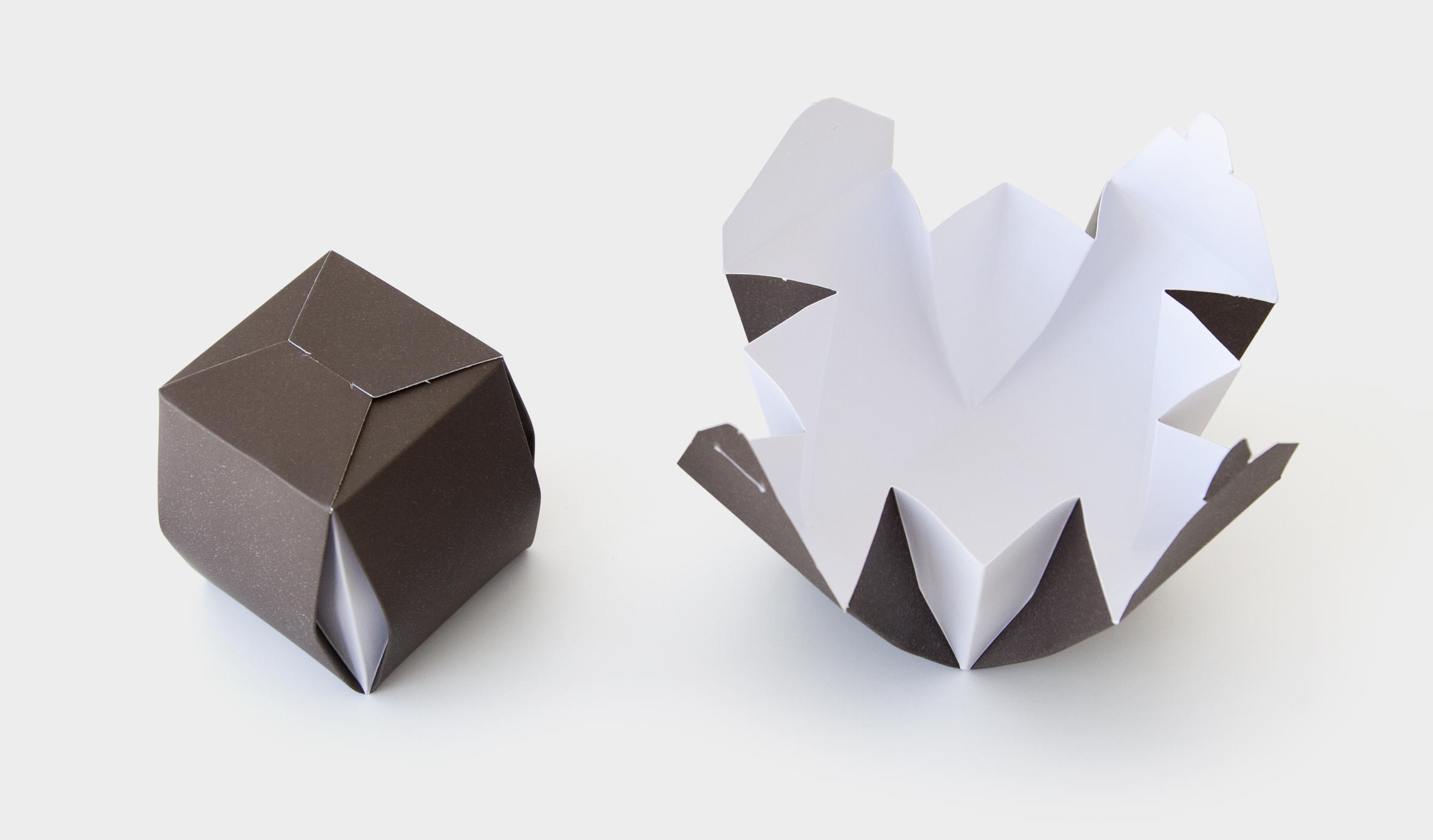 Medialúa - Sistema de embalaje by Cenlitrosmetrocadrado - Creative Work - $i