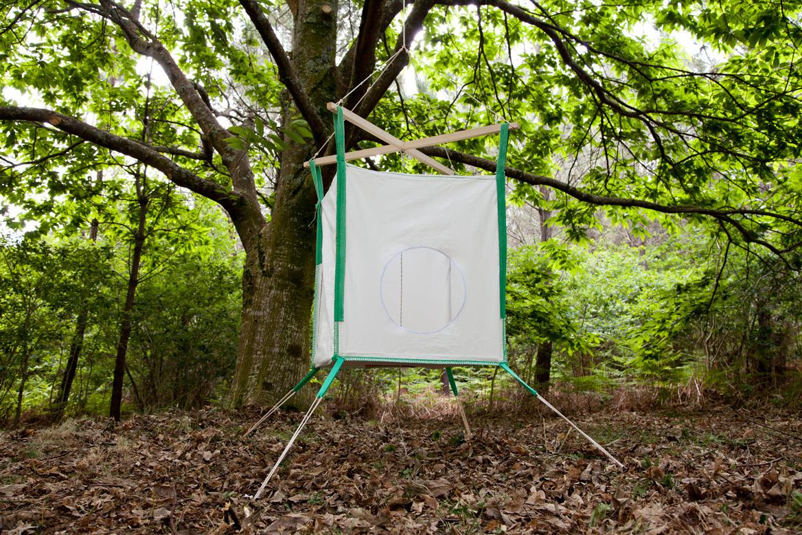 Carriza - Cabaña infantil para colgar by cenlitrosmetrocadrado - Creative Work - $i