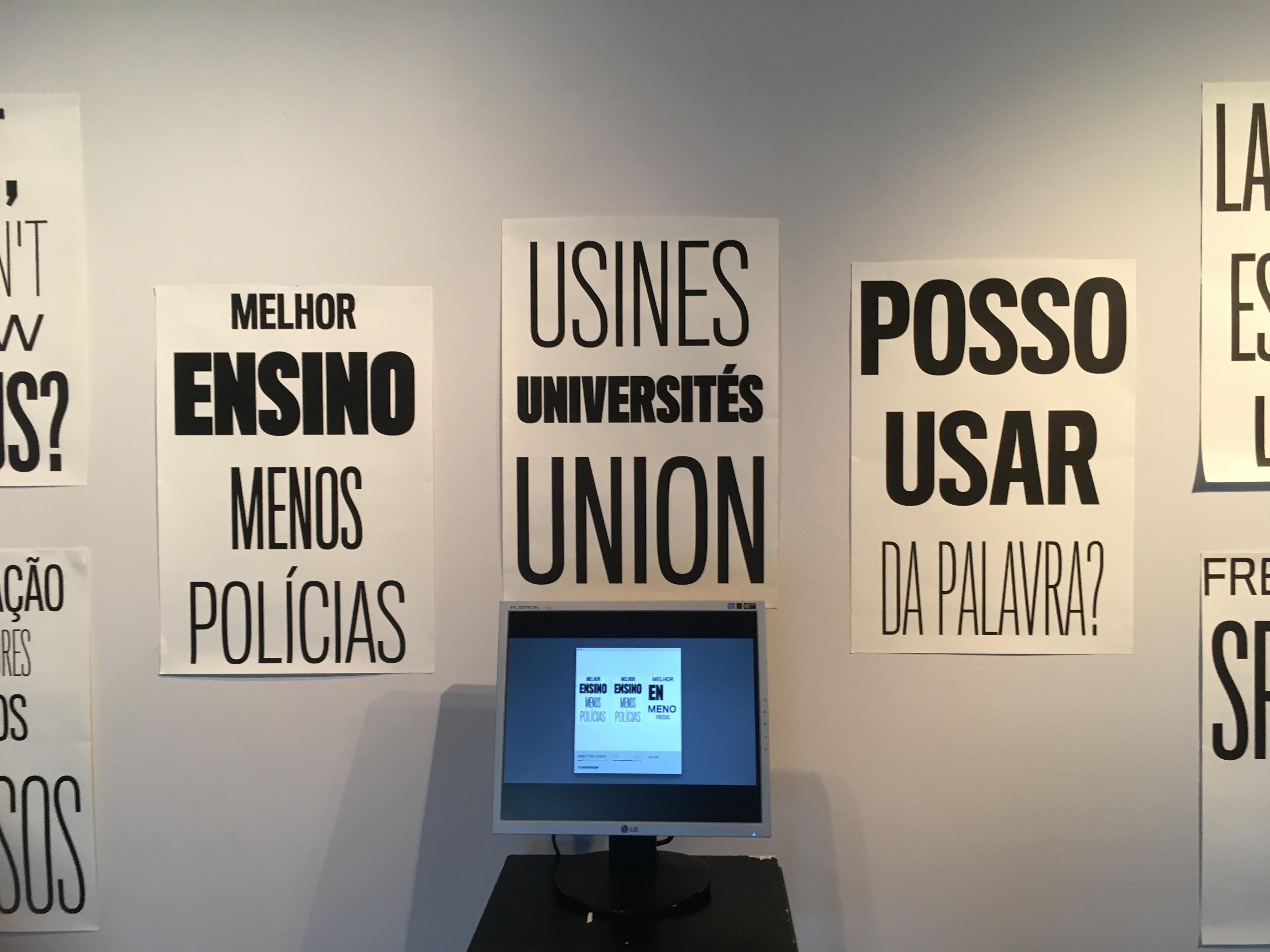Evolutionary Poster Composer by Sérgio Rebelo - Creative Work - $i
