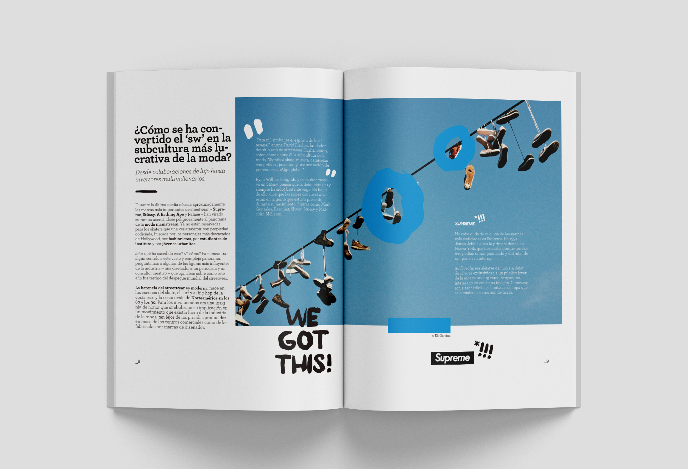 De Vicio Magazine by Alex Tornay Ollé - Creative Work - $i
