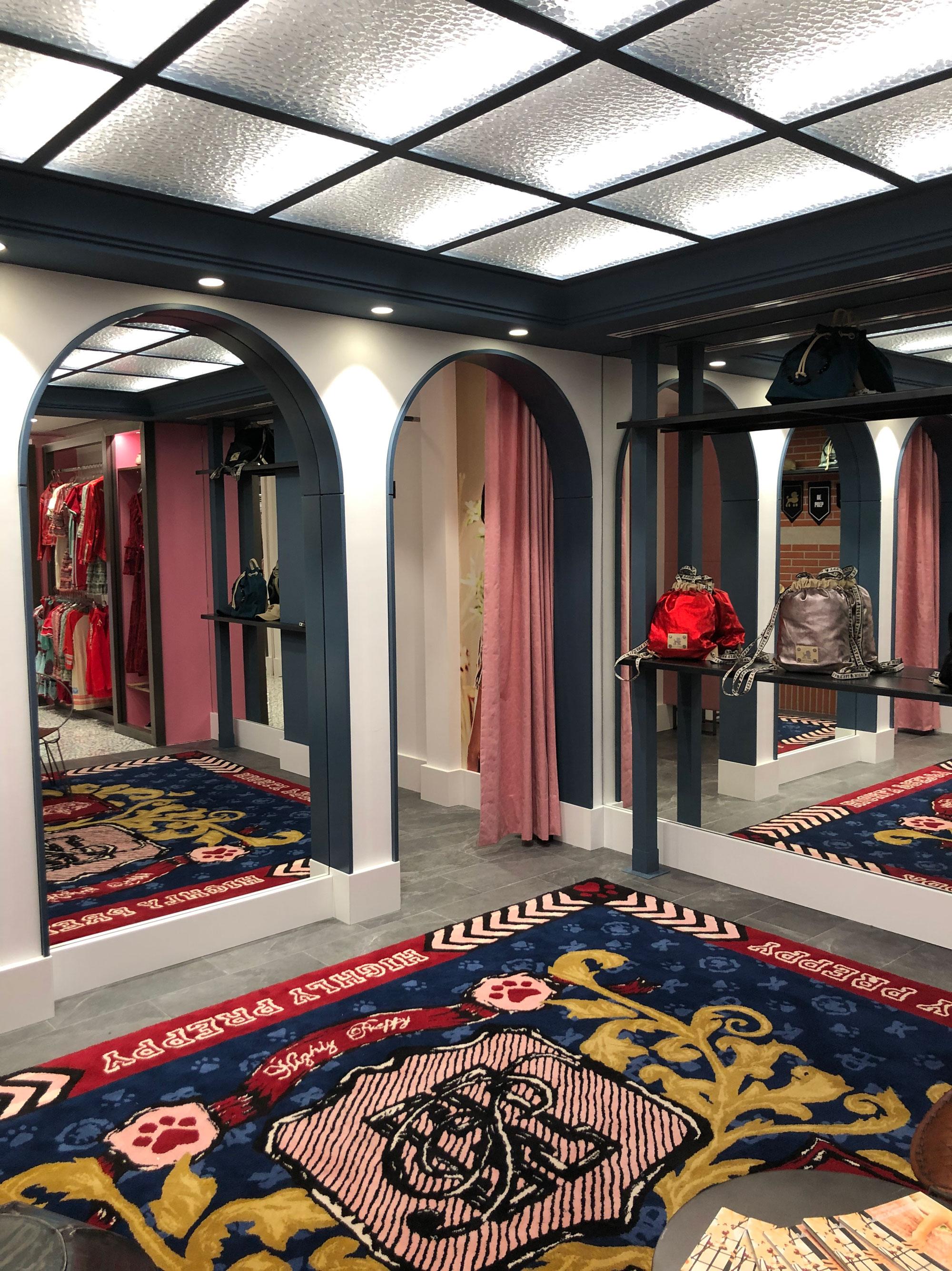 Diseño de la flagship store de Highly Preppy en Madrid by Code Studio - Creative Work - $i