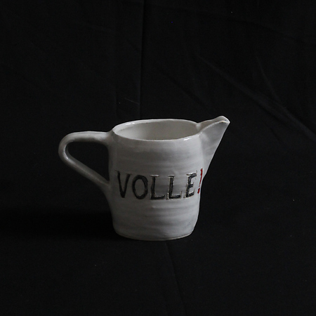 Typography and Pottery