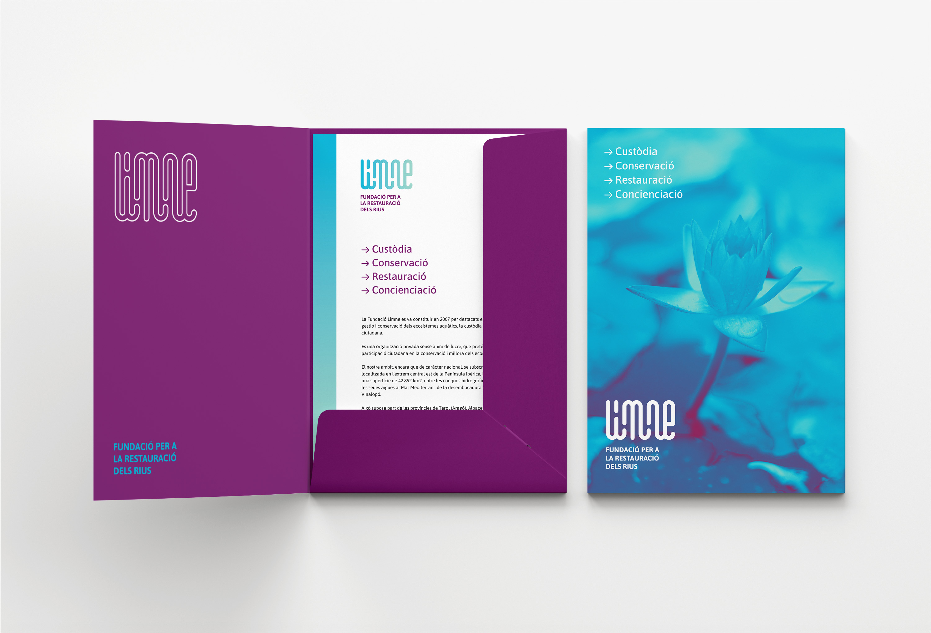 Fundación Limne by Locandia Estudio - Creative Work - $i