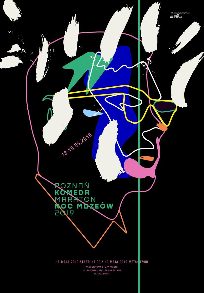 Poznan Komeda Marathon by Wojciech Janicki - Creative Work - $i