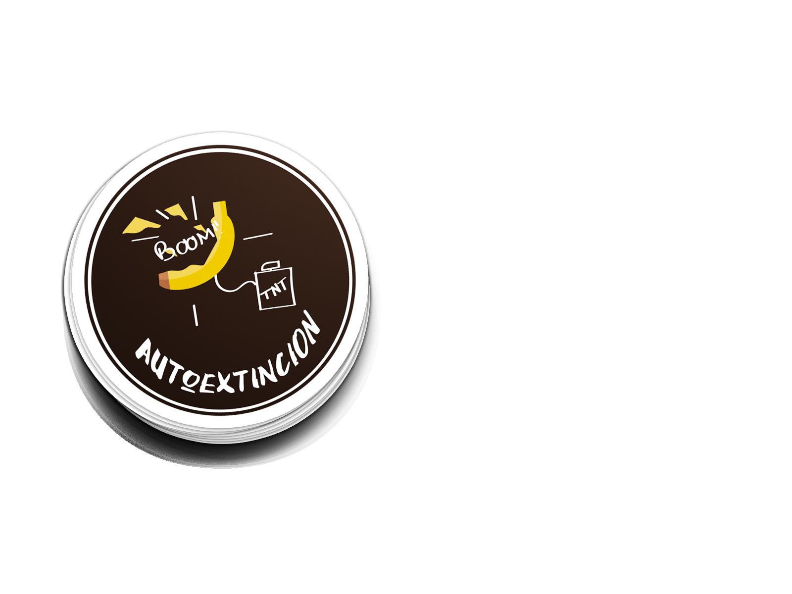Stickers Arnau Griso by Andrea Cabrero Lobato - Creative Work