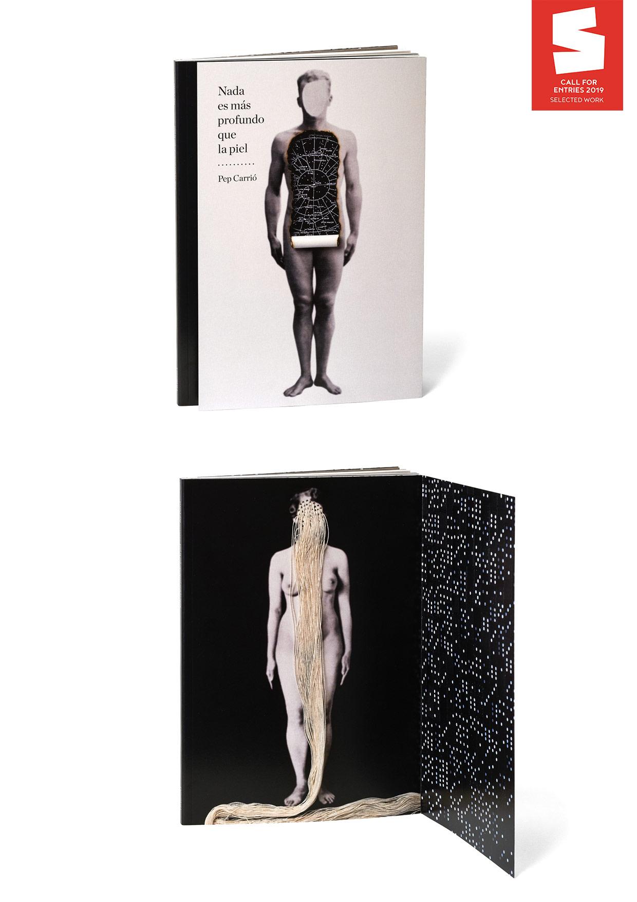 Catálogo 'Nada es más profundo que la piel' by Estudio Pep Carrió - Creative Work